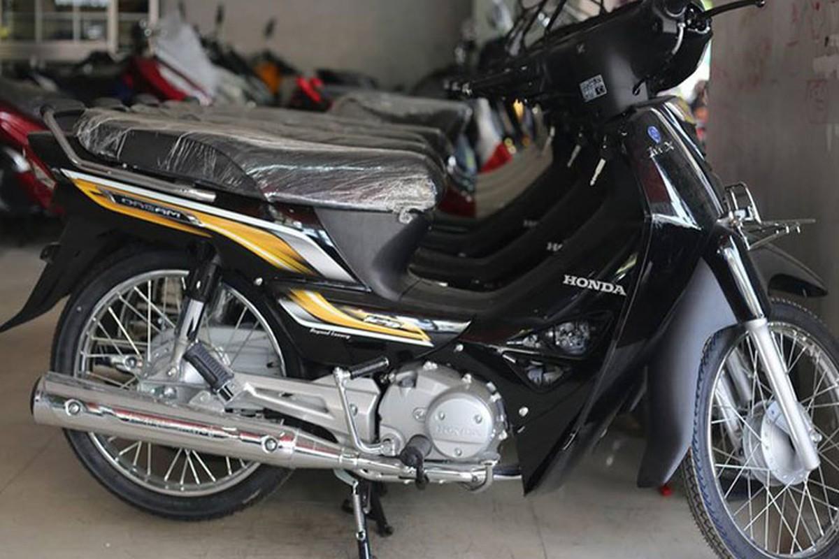 Chi tiet xe may Honda Dream moi gia 46 trieu dong-Hinh-6