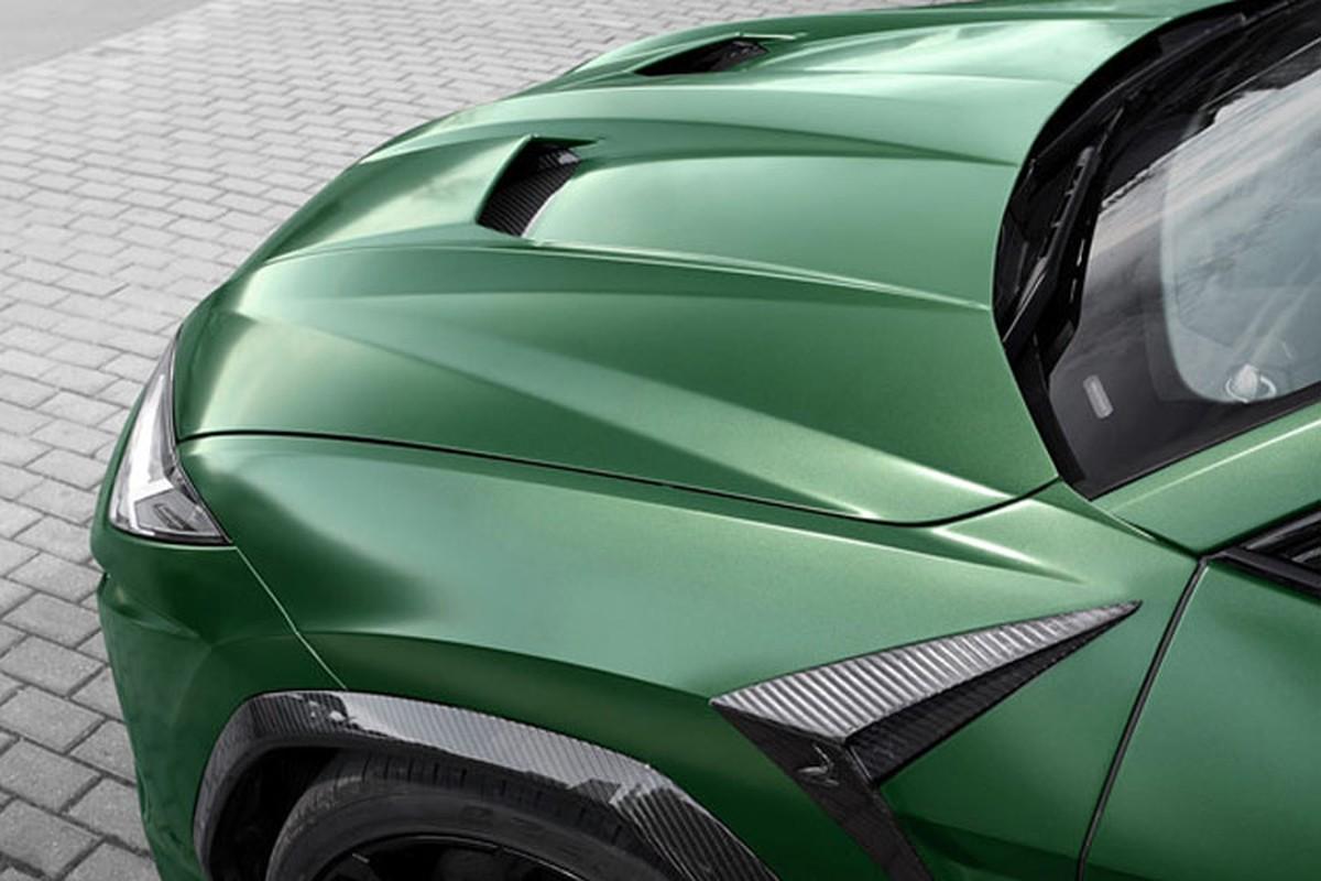 Sieu SUV Lamborghini Urus do xe quan doi Nga cuc chat-Hinh-4