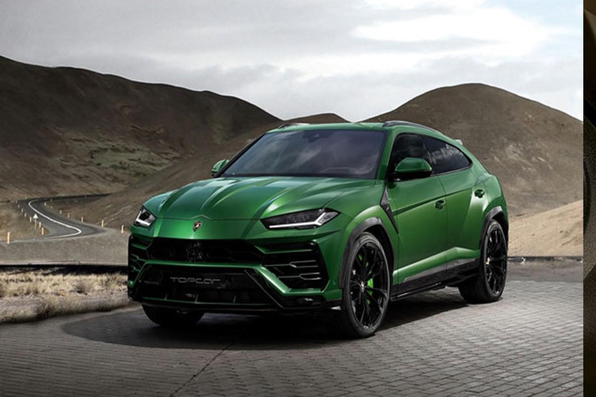 Sieu SUV Lamborghini Urus do xe quan doi Nga cuc chat-Hinh-5
