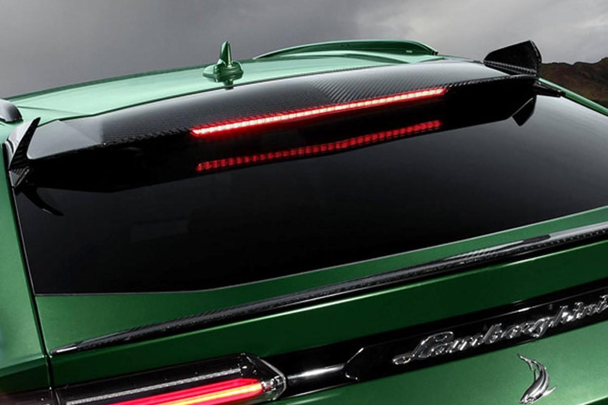 Sieu SUV Lamborghini Urus do xe quan doi Nga cuc chat-Hinh-7