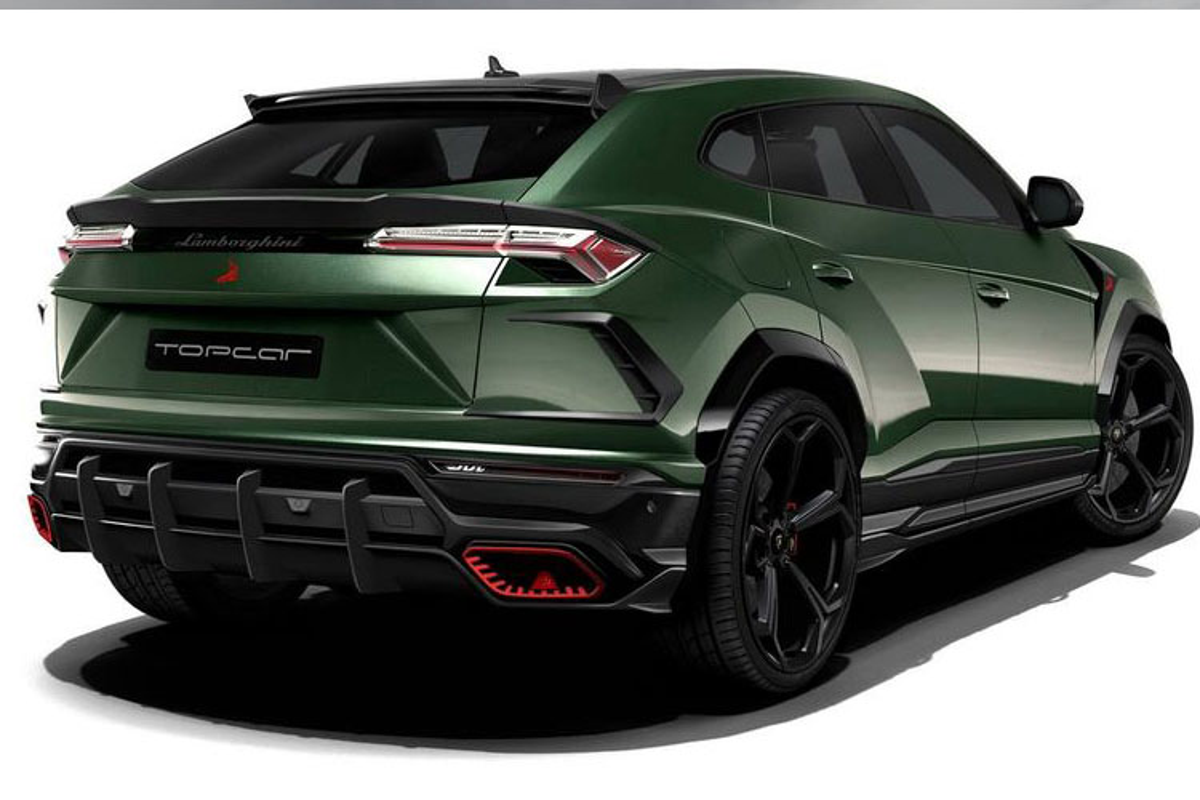 Sieu SUV Lamborghini Urus do xe quan doi Nga cuc chat-Hinh-8