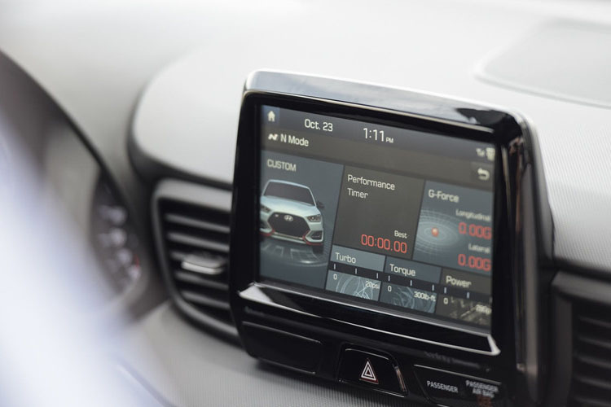 Hyundai Veloster N 2019 - hatchback the thao 275 ma luc-Hinh-10