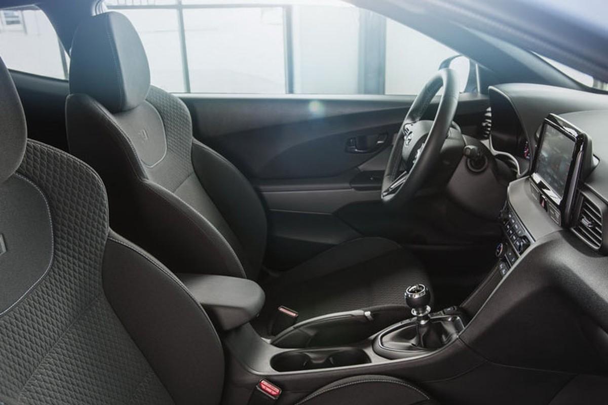 Hyundai Veloster N 2019 - hatchback the thao 275 ma luc-Hinh-8