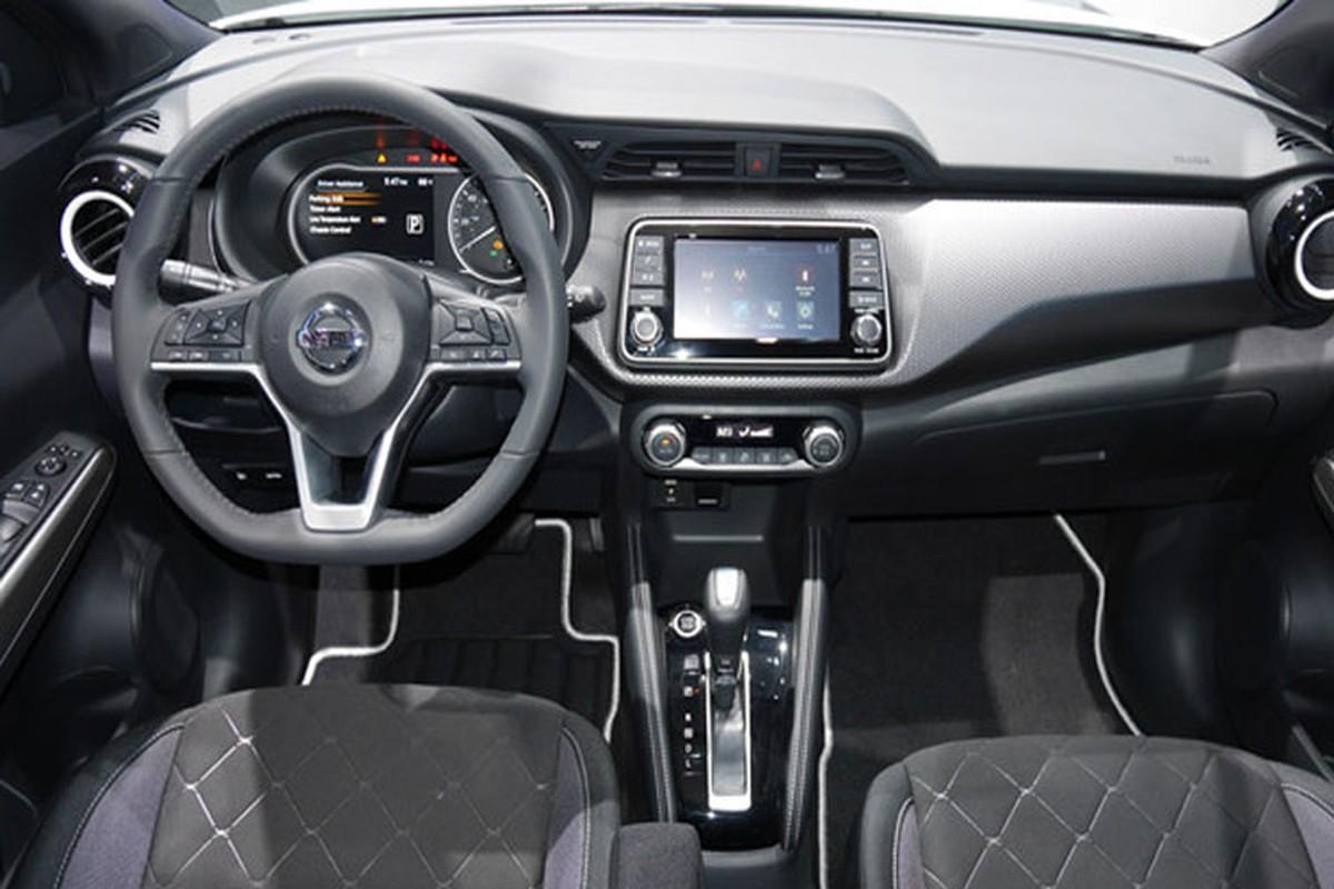 Soi chi tiet Nissan Kicks 2019 gia re chi 432 trieu dong-Hinh-5