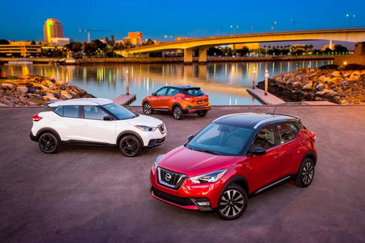 Soi chi tiet Nissan Kicks 2019 gia re chi 432 trieu dong