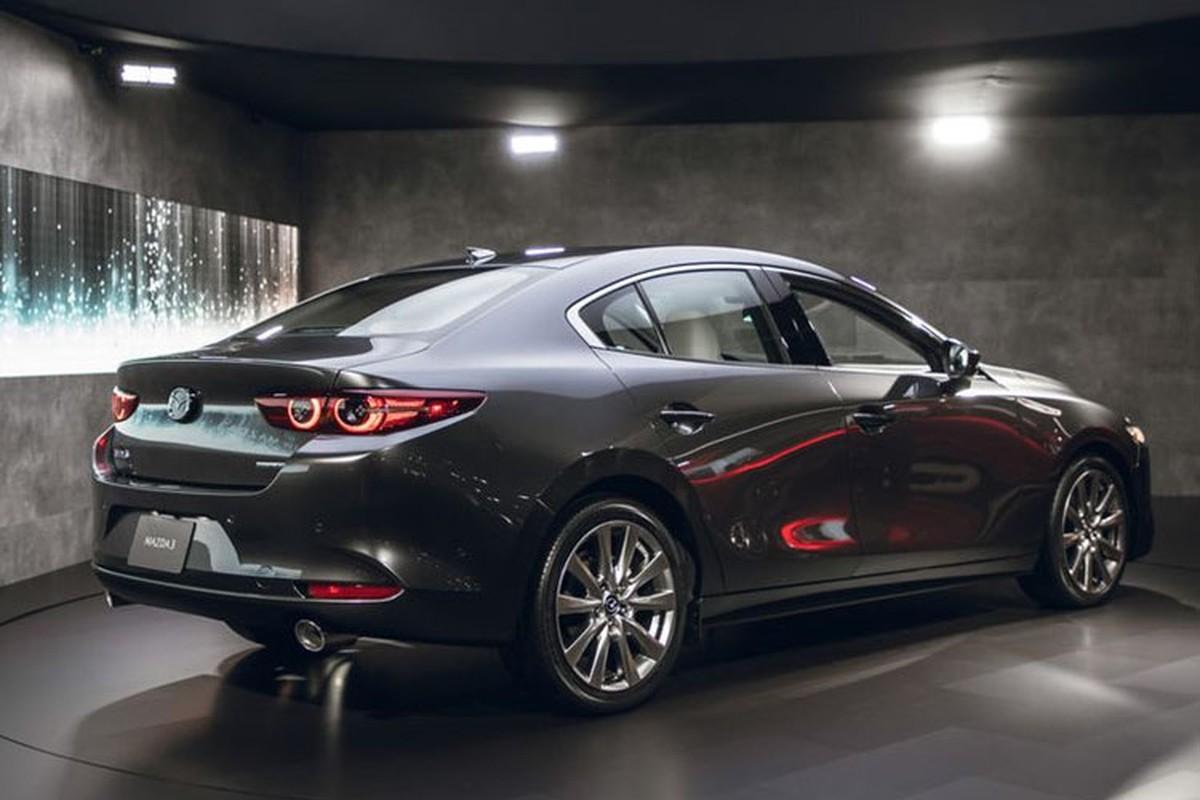 Xe Mazda3 2019
