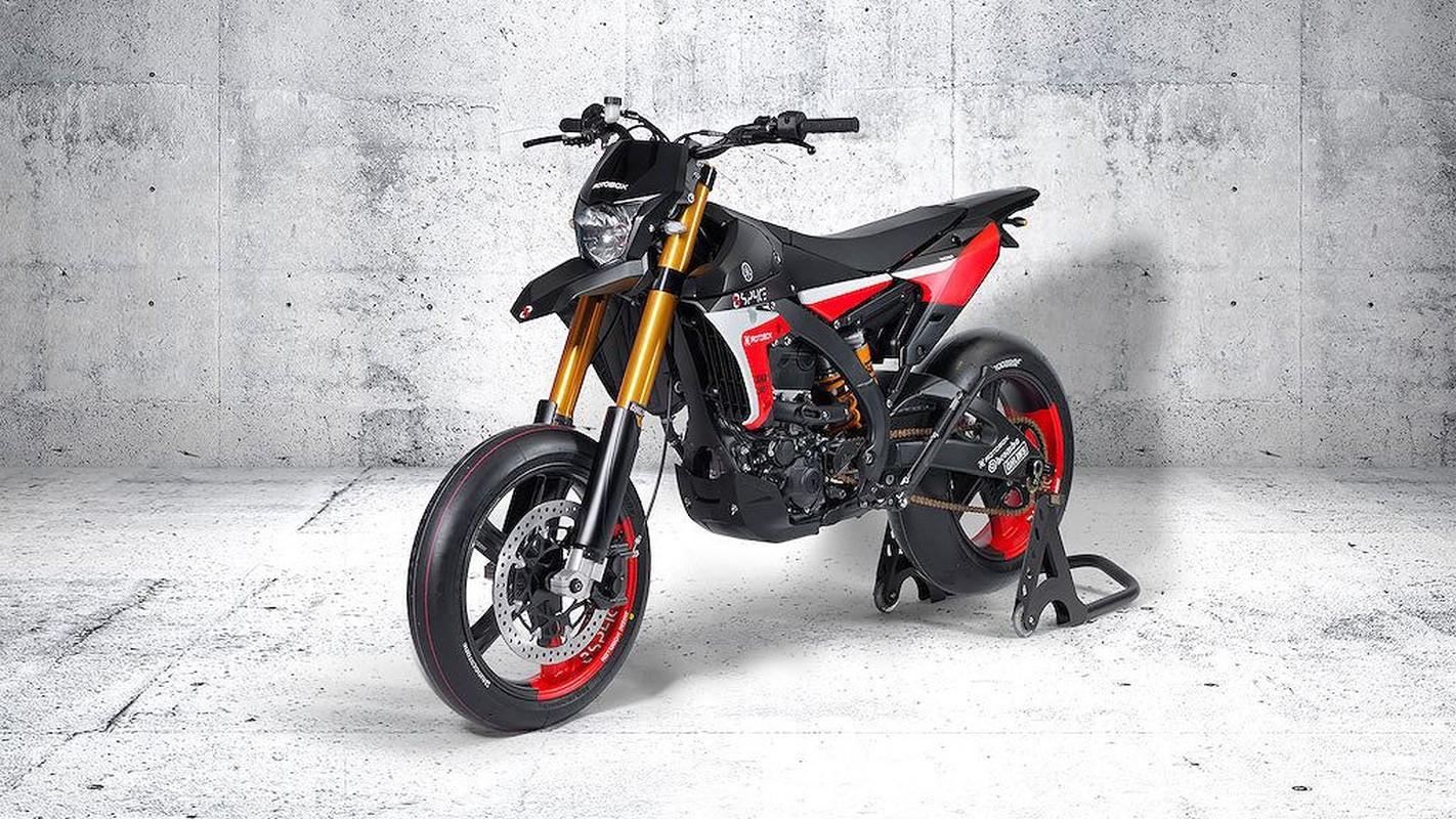 "Bien Yamaha WR450F thanh sieu moto ""khung"" gia 787 trieu dong"