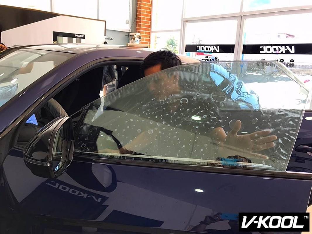 Can canh sieu SUV Lamborghini Urus dau tien cua dai gia Lao-Hinh-7