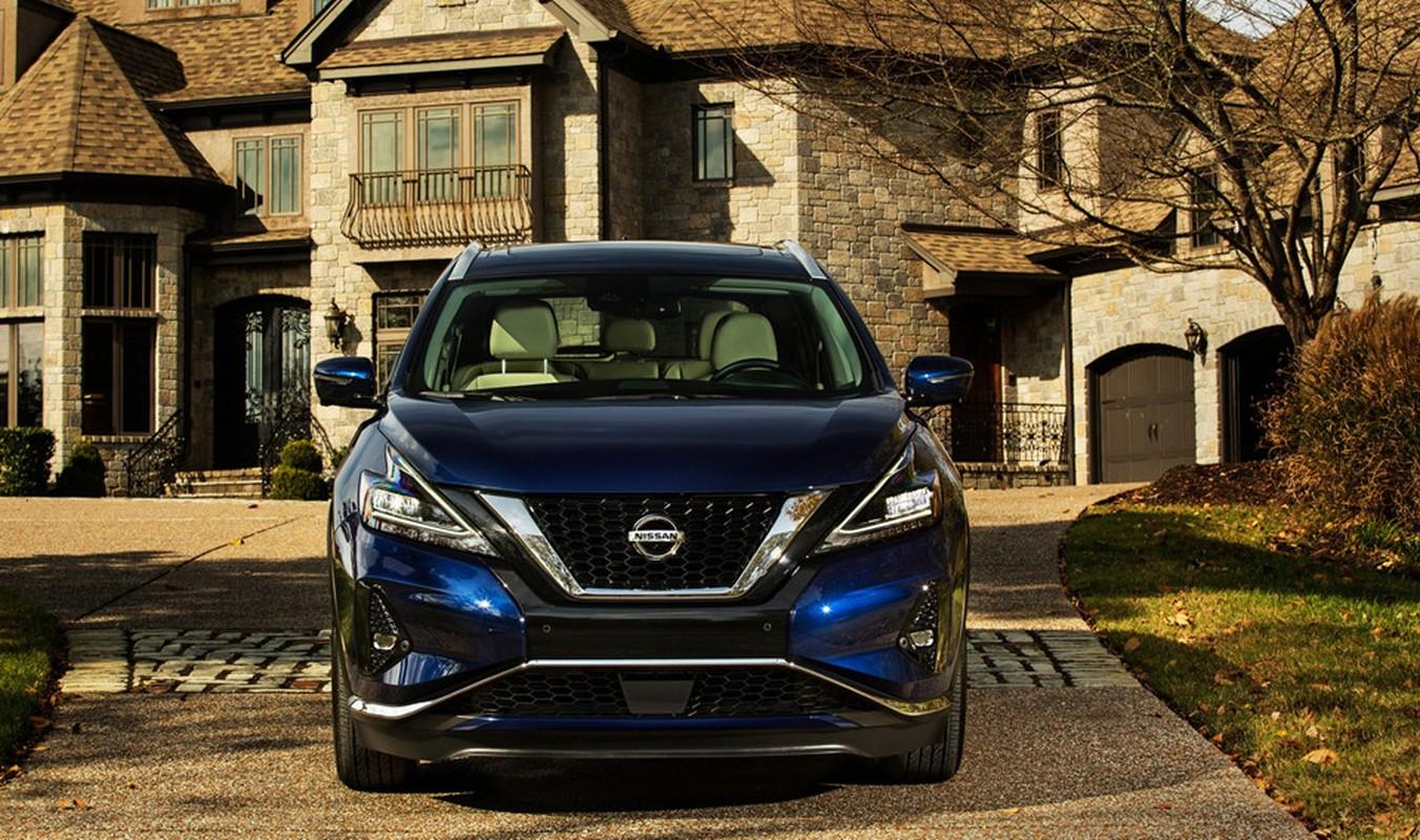 Nissan Murano 2019 sang chanh gia chi tu 727,5 trieu dong-Hinh-2