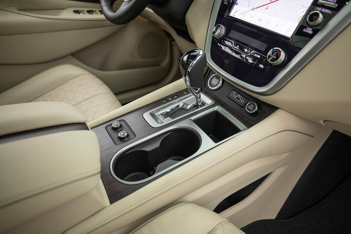 Nissan Murano 2019 sang chanh gia chi tu 727,5 trieu dong-Hinh-6
