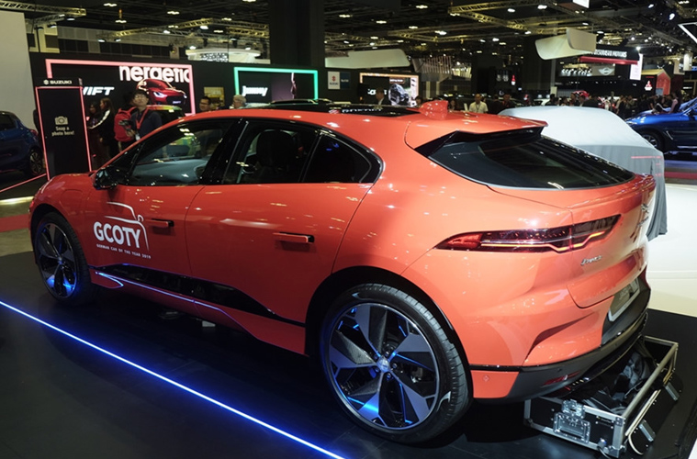 Xe dien Jaguar I-Pace dau tien ve Dong Nam A gia 5,7 ty-Hinh-3