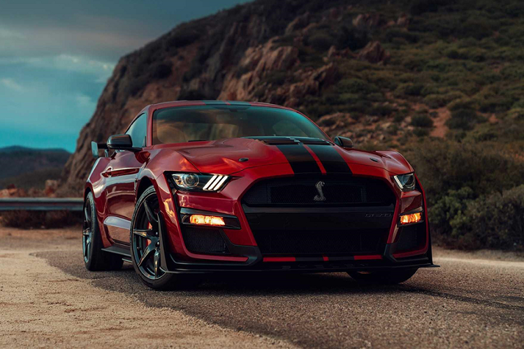 Mustang Shelby GT500 - xe the thao manh nhat cua Ford-Hinh-3