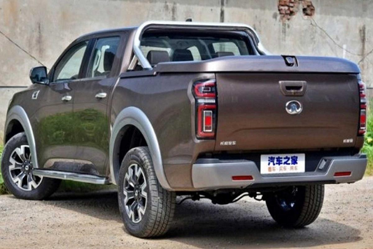 Xe ban tai Trung Quoc - Great Wall doi dau Toyota va Ford-Hinh-6