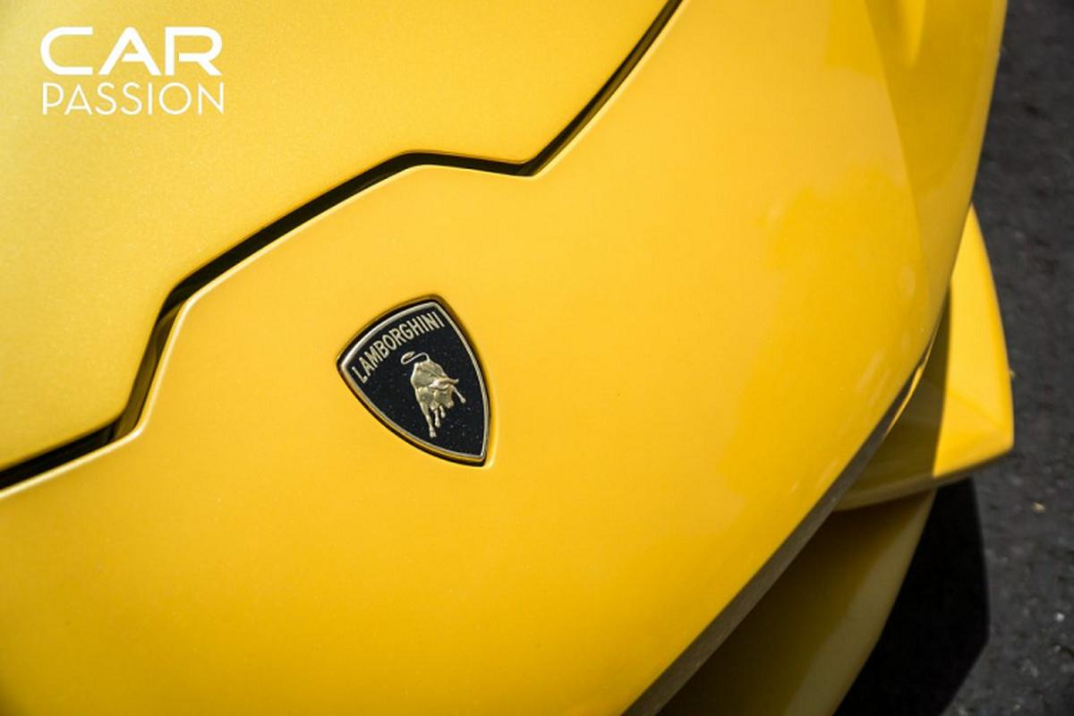 Lamborghini Huracan LP610-4 mau doc, hon 20 ty o Sai Gon-Hinh-4