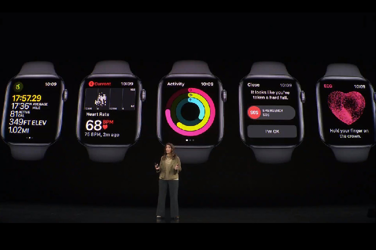 Chi tiet dong ho Apple Watch Series 5 gia tu 399 USD-Hinh-3