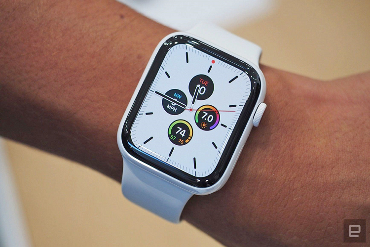 Chi tiet dong ho Apple Watch Series 5 gia tu 399 USD-Hinh-4