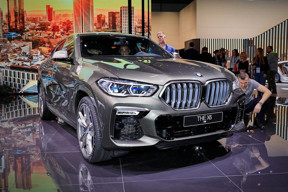 SUV hang sang BMW X6 M50i 2020 chinh thuc trinh lang-Hinh-2
