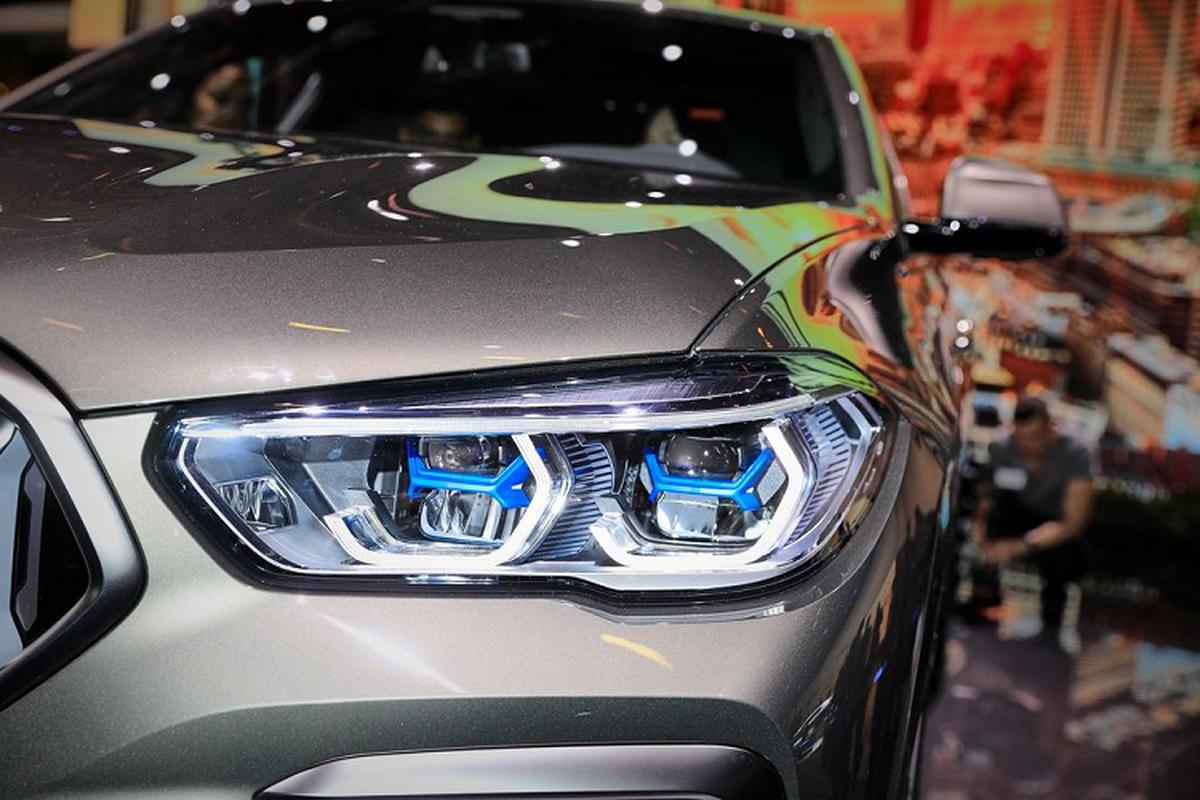 SUV hang sang BMW X6 M50i 2020 chinh thuc trinh lang-Hinh-4