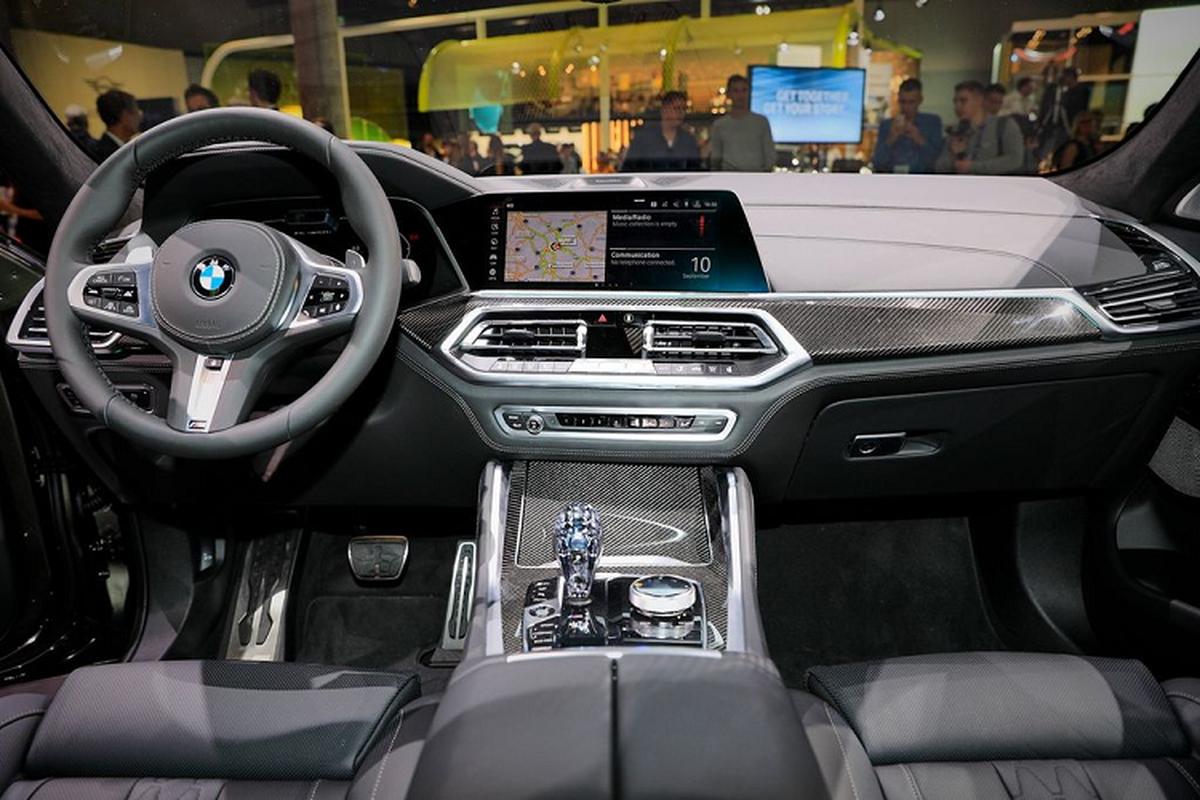 SUV hang sang BMW X6 M50i 2020 chinh thuc trinh lang-Hinh-6