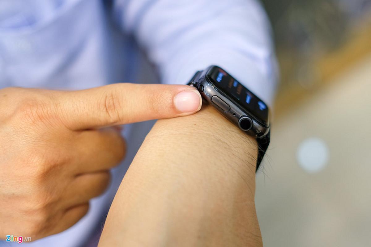 Trai nghiem Apple Watch Series 5 moi gia 12 trieu dong-Hinh-4