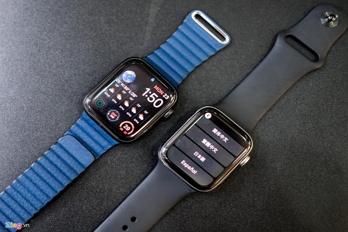 Trai nghiem Apple Watch Series 5 moi gia 12 trieu dong-Hinh-9