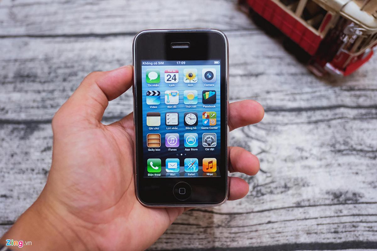 iPhone 11 Pro Max vs iPhone 3GS - qua nhieu thay doi sau 10 nam-Hinh-2