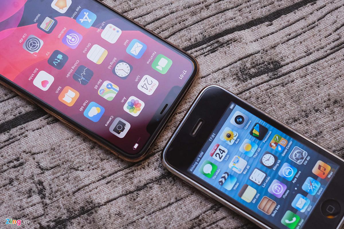 iPhone 11 Pro Max vs iPhone 3GS - qua nhieu thay doi sau 10 nam-Hinh-5