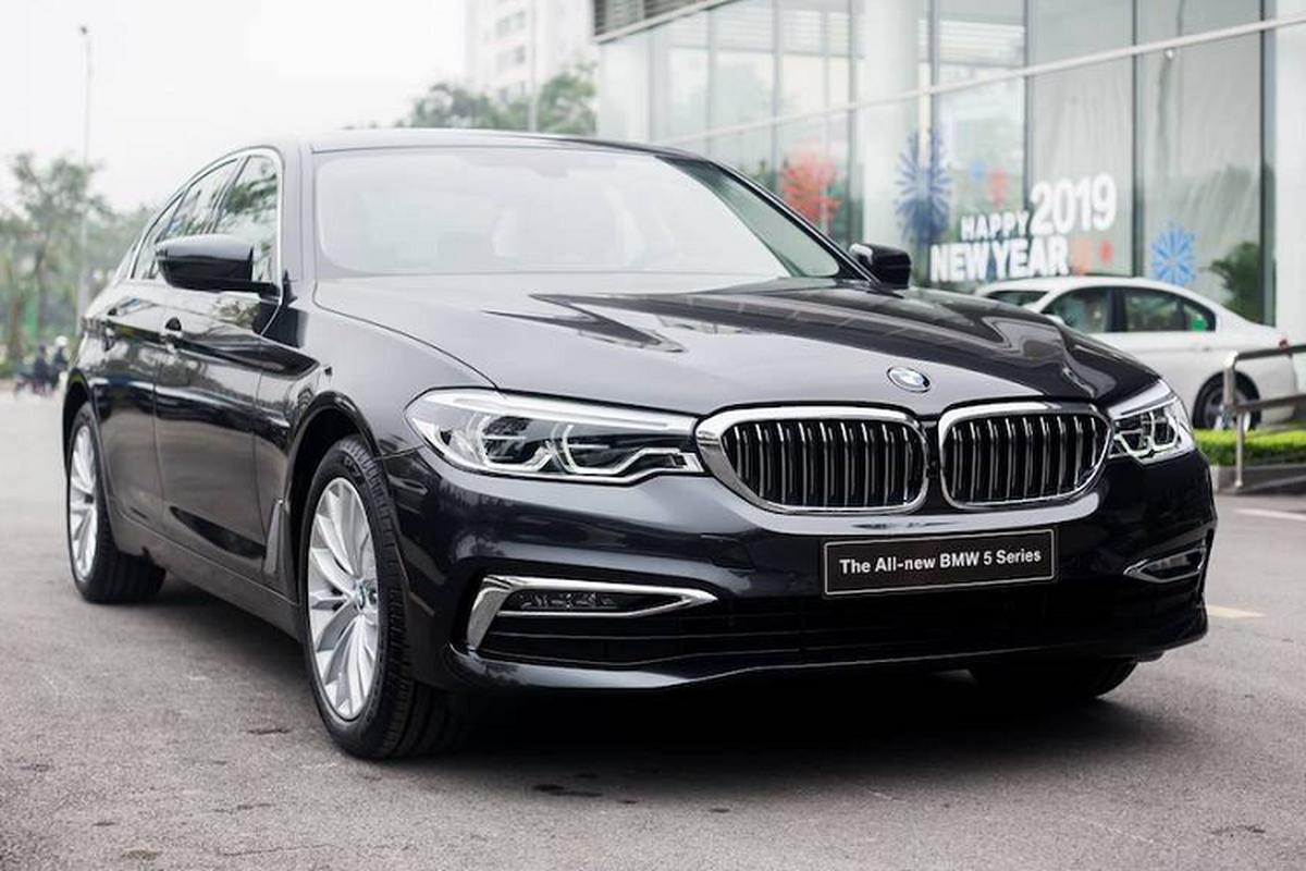 BMW 5 Series G20