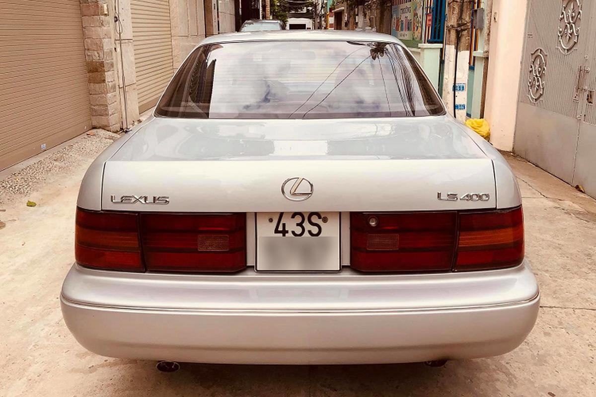 Xe sang Lexus LS400 gan 30 tuoi ban 170 trieu o Sai Gon-Hinh-10