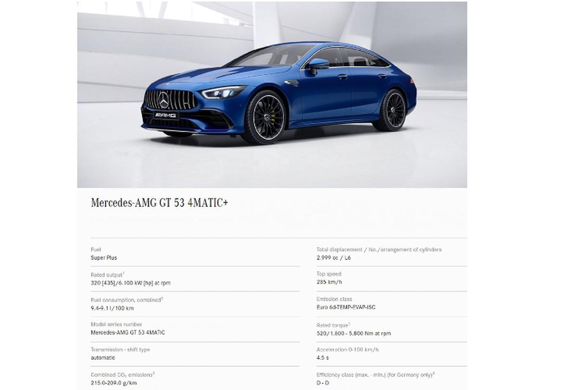 Mercedes-AMG GT 4MATIC+ 4 Door tu 6,3 ty tai Viet Nam?-Hinh-2