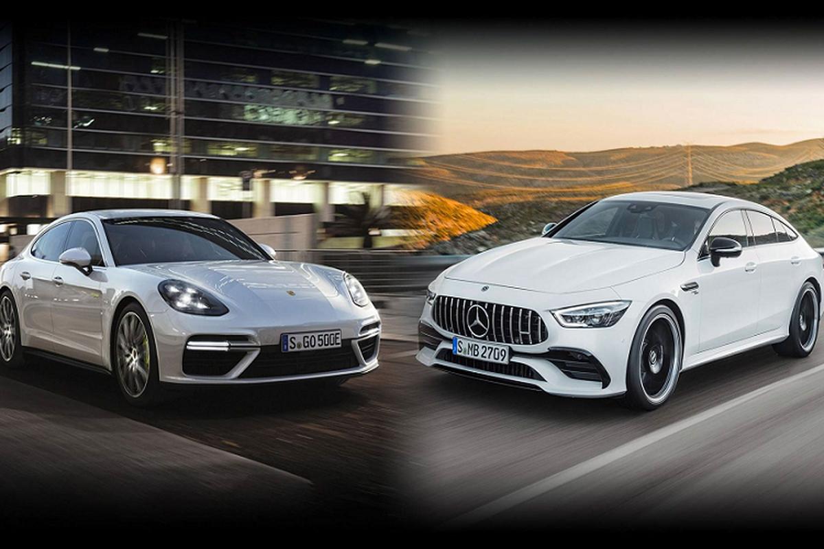 Mercedes-AMG GT 4MATIC+ 4 Door tu 6,3 ty tai Viet Nam?-Hinh-8