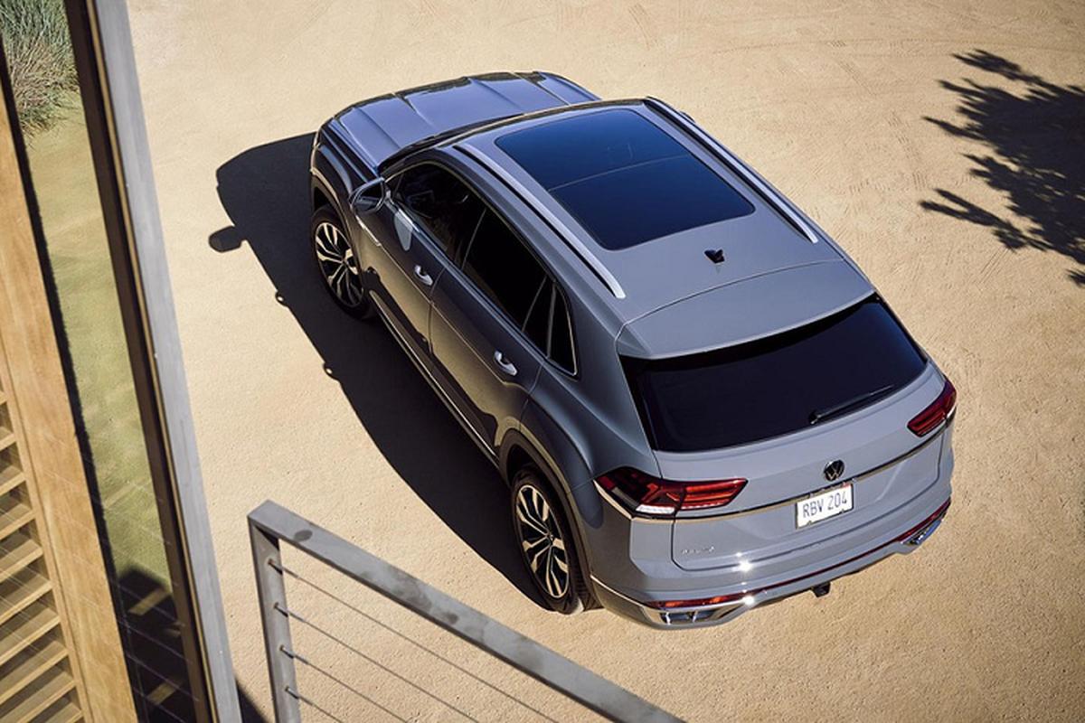 SUV Coupe Volkswagen Atlas Cross Sport 2020 ra mat toan cau-Hinh-9