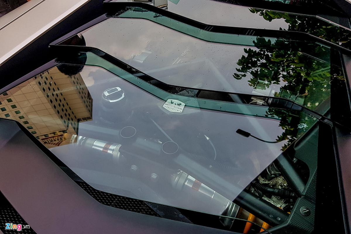 Lamborghini Aventador ban ky niem 50 nam tai Sai Gon-Hinh-13