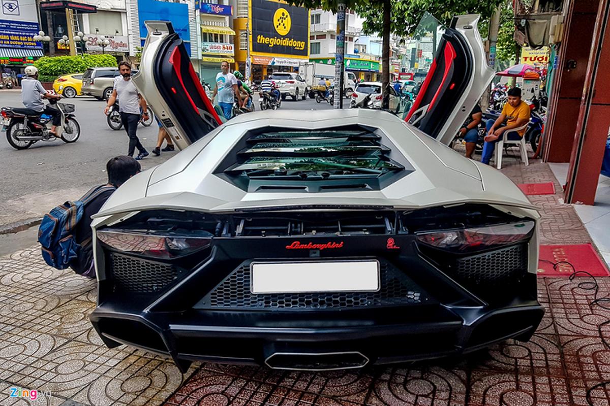 Lamborghini Aventador ban ky niem 50 nam tai Sai Gon-Hinh-2