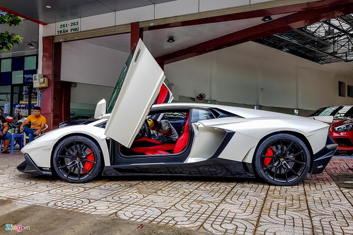 Lamborghini Aventador ban ky niem 50 nam tai Sai Gon-Hinh-4