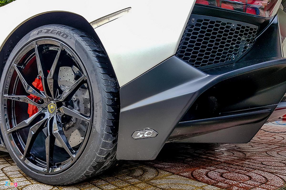 Lamborghini Aventador ban ky niem 50 nam tai Sai Gon-Hinh-6