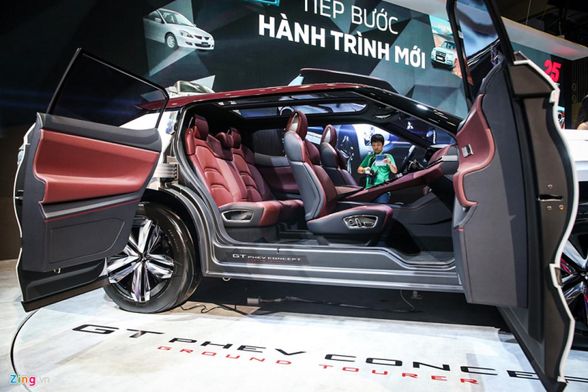 Ngam xe oto tuong lai cua Mitsubishi tai trien lam VMS 2019-Hinh-3