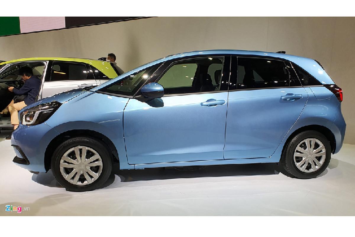 Ra mat Honda Jazz 2020 bo goc canh, thiet ke nu tinh hon-Hinh-2