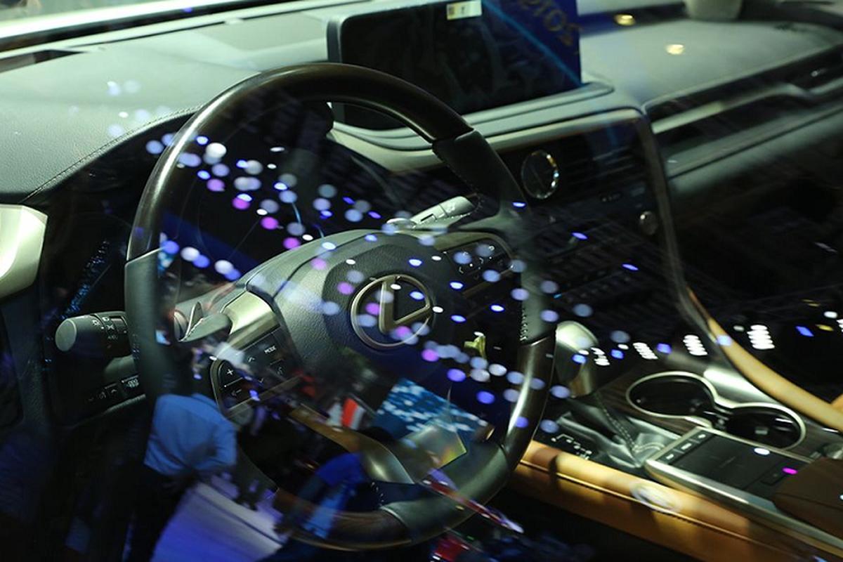 Can canh xe sang Lexus RX 450h 2020 moi tai Viet Nam-Hinh-9