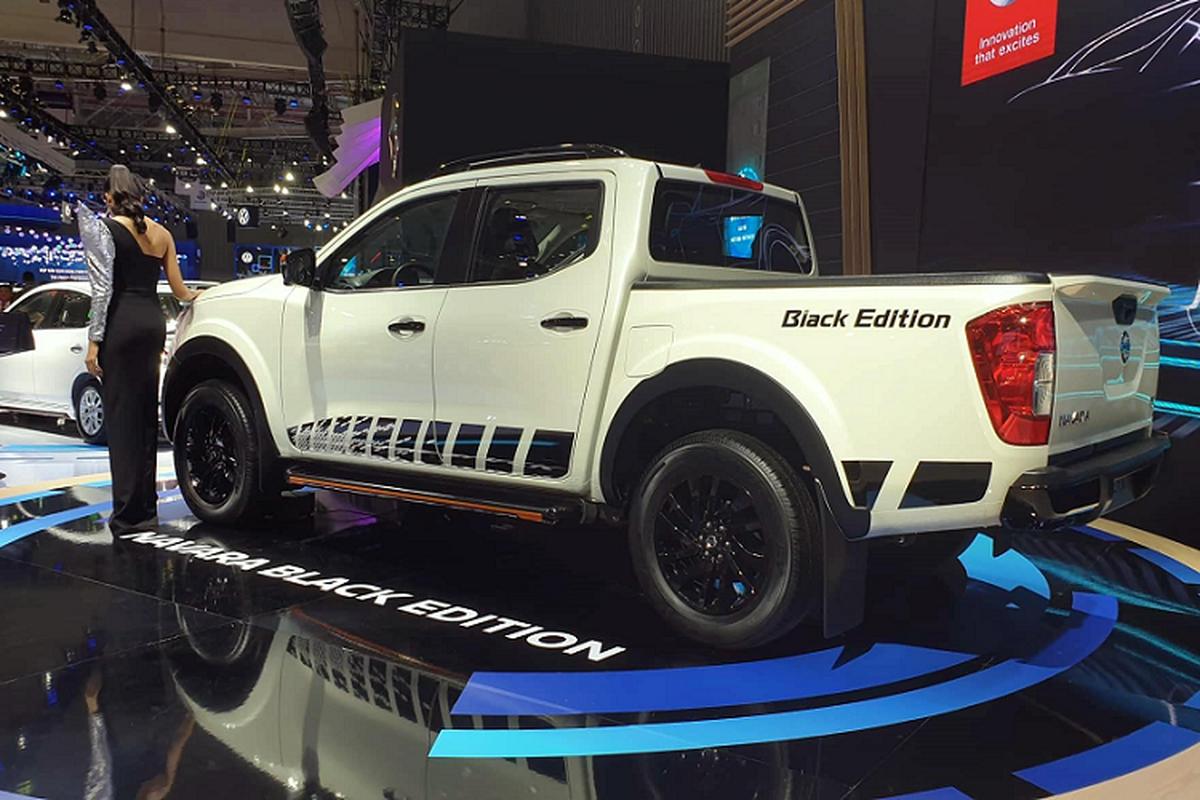 Ban tai Nissan Navara Black Edition tu 625 trieu tai Viet Nam-Hinh-8