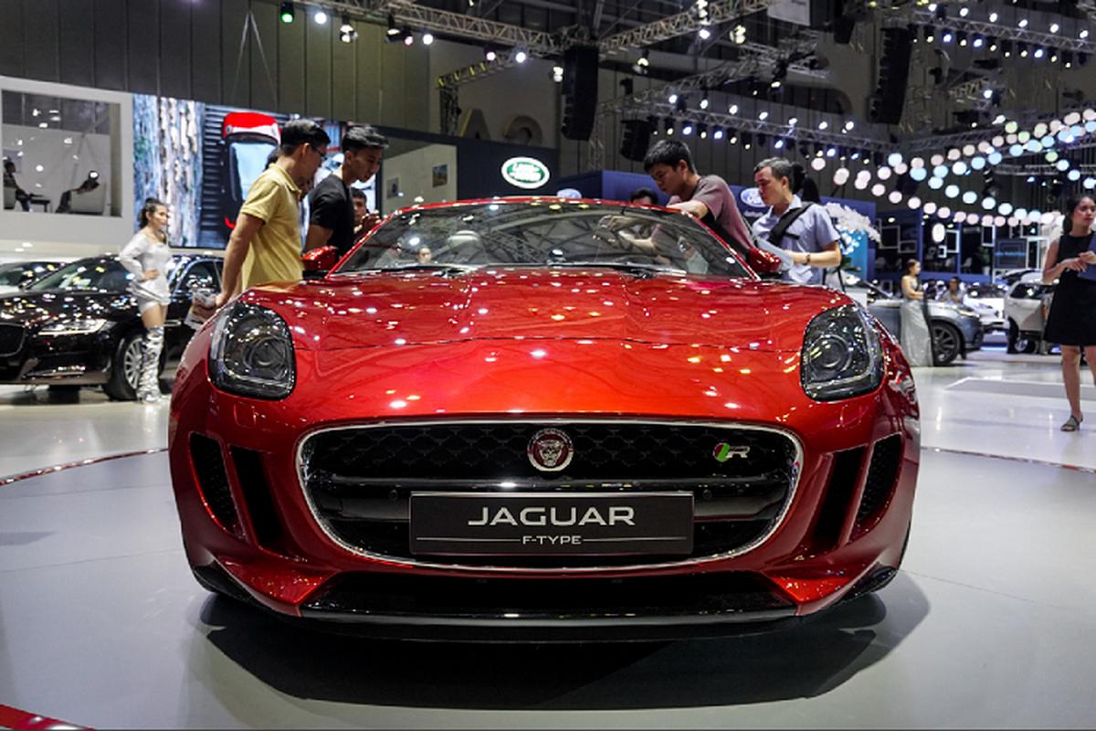 Chi tiet Jaguar F-Type R Convertible hon 10 ty tai Viet Nam-Hinh-2