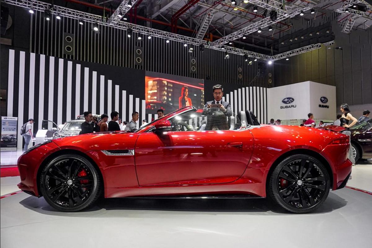 Chi tiet Jaguar F-Type R Convertible hon 10 ty tai Viet Nam-Hinh-3