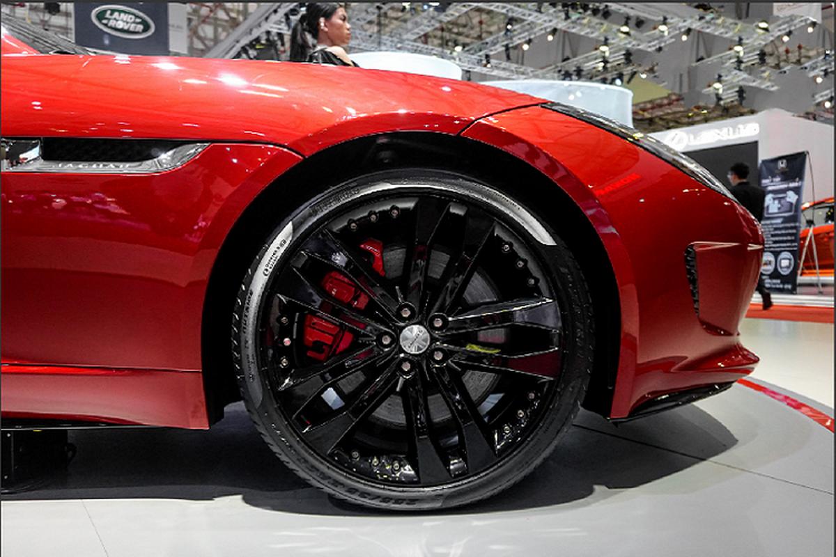 Chi tiet Jaguar F-Type R Convertible hon 10 ty tai Viet Nam-Hinh-4