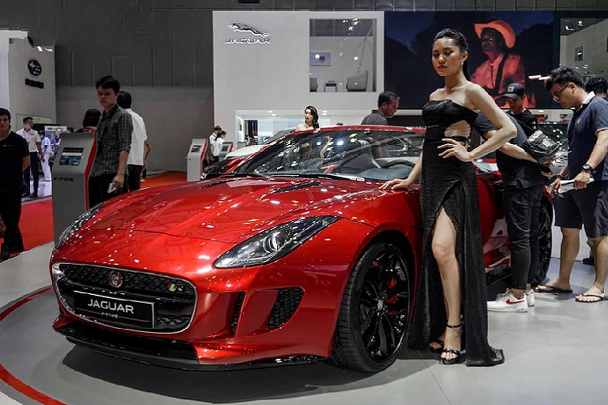 Chi tiet Jaguar F-Type R Convertible hon 10 ty tai Viet Nam