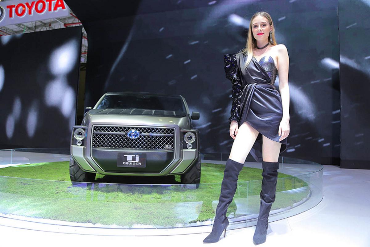 TJ Cruiser Concept - diem nhan duy nhat cua Toyota tai VMS 2019-Hinh-3