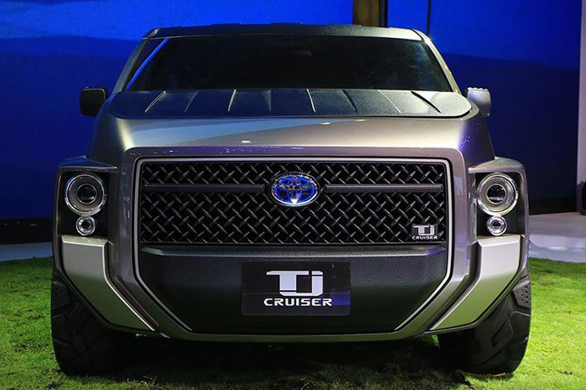 TJ Cruiser Concept - diem nhan duy nhat cua Toyota tai VMS 2019-Hinh-5