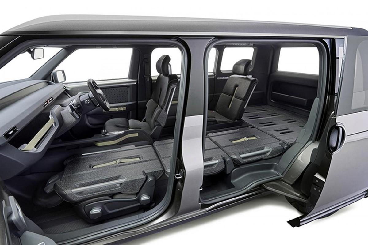 TJ Cruiser Concept - diem nhan duy nhat cua Toyota tai VMS 2019-Hinh-7