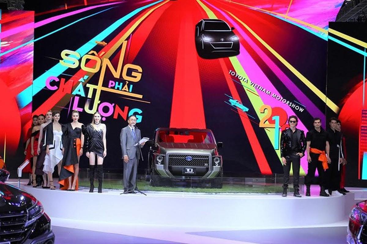 TJ Cruiser Concept - diem nhan duy nhat cua Toyota tai VMS 2019-Hinh-9