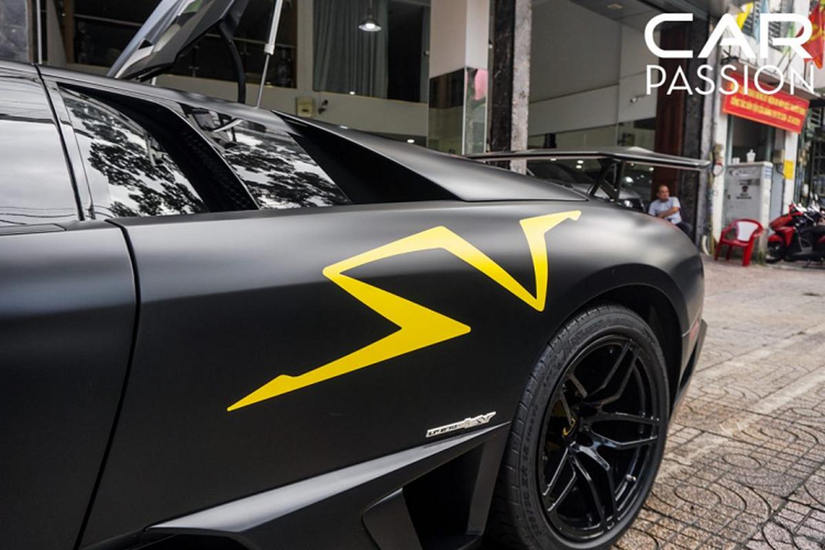 "Ngam ""bo gia"" Lamborghini Murcielago SV tien ty o Sai Gon-Hinh-5"