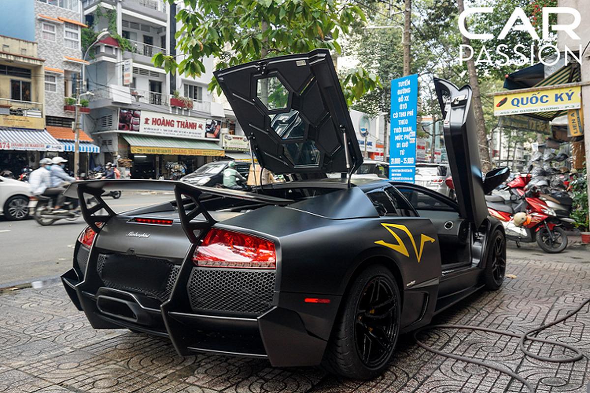 "Ngam ""bo gia"" Lamborghini Murcielago SV tien ty o Sai Gon-Hinh-8"